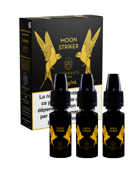 Tripack Moon Striker