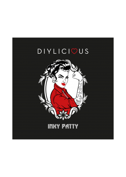 Magnet Diylicious Inky Patty
