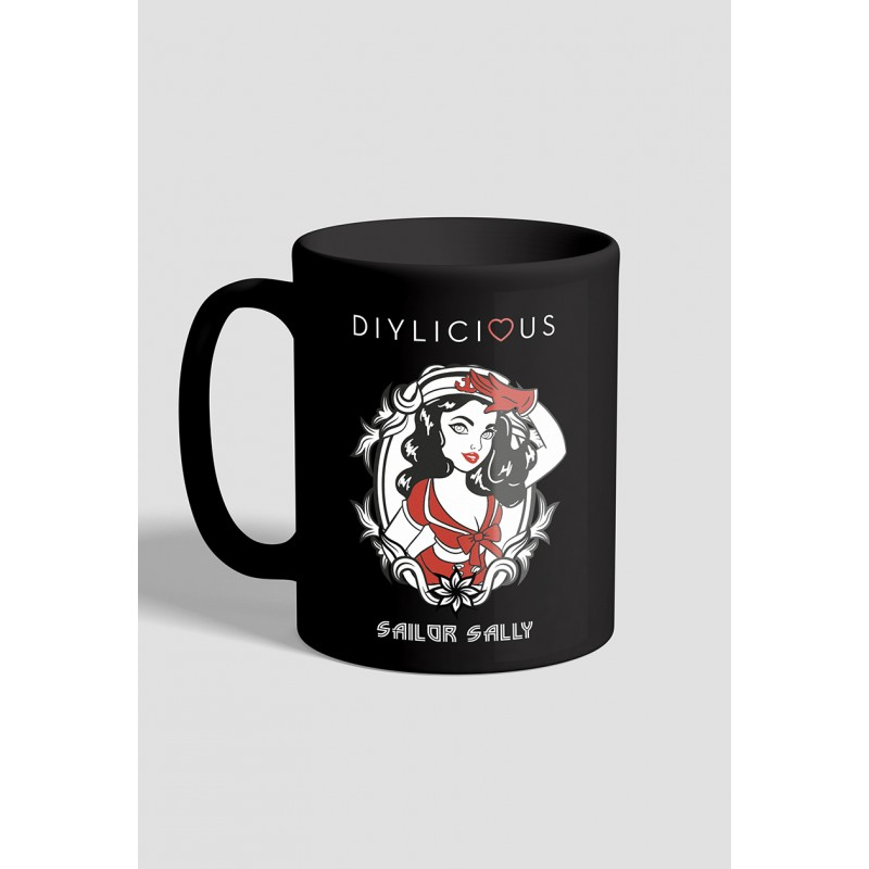 Mug Diylicious Sailor Sally